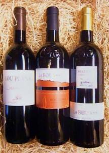 Lou Planal 2009 - Roc Long 2009 - Mazerac 2008 (Corbières Cru Boutenac)